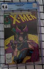 Uncanny X-Men #257 CGC 9.6 1st Jubilee in costume Psylicke as Lady Mandarin