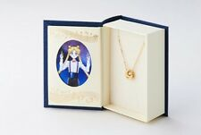 Sailor Moon x KISS Classic Concert 25th Limited Silver 925 necklace pendant F/S