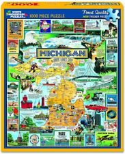 Best of Michigan 1000 piece jigsaw puzzle 760mm x 610mm (wmp)
