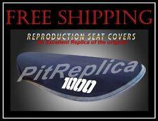 HONDA VF1000F VF1000 F INTERCEPTOR *DARK BLUE* SEAT COVER [HOSEA]