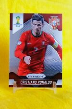 Cristiano Ronaldo Panini Prizm World Cup 2014 1st Prizm Rookie RC Portugal