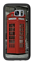 British Telephone Booth For Samsung Galaxy S7 Edge G935 Case Cover by Atomic Mar