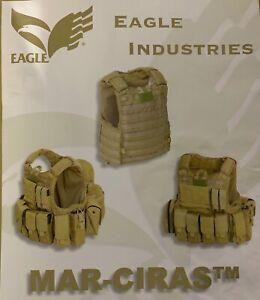 Eagle Industries Maritime CIRAS Armor Plate Carrier Large LE Multicam