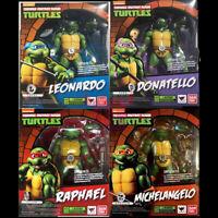 """Bandai S.H.Figuarts Teenage Mutant Ninja Turtles 6"""" Action Figure TMNT New"""