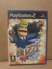 Playstation 2 ps2 Spiel Buzz Das Große Quiz komplett Handbuch Familie Spaß Free p&p VGC
