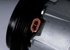 A/C Compressor For 2005-2013 Chevrolet Corvette 6.2L V8 LS3 VIN: W 2008 AC Delco