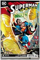 Superman Up In The Sky #4  DC Comics 2019KING  KUBERT COVER A 1ST PRINT
