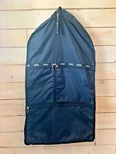 Vintage Le SportSac Hanging Bag Navy Blue Nylon EUC