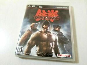 Sony PlayStation 3 PS3 Tekken 6 Japan 0807A8