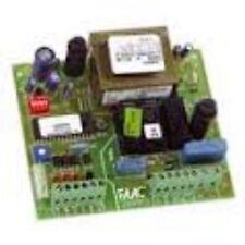 CENTRALE FAAC 200 MPS PER SERRANDE codice 790905