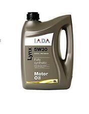 ACEITE MOTOR 5W30 SINTETICO 100% 5L TDI VW 50200 50501 ACEA-C2-C3 DPF IADA 30520