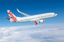 One Return ticket on virgin australia domestic only