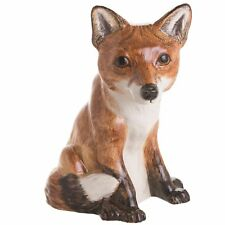 John Beswick JBMBA1 Fox Money Bank