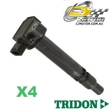 TRIDON IGNITION COIL x4 FOR Toyota Hilux Surf RZN185W 8/99-6/10, 4, 2.7L 3RZ-FE