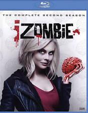 iZombie: The Complete Second Season (Blu-ray Disc, 2016, 4-Disc Set)