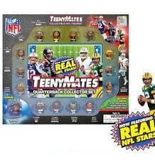 NFL TENNYMATES COLLECTORS SET BY PARTY ANIMAL YOU GET 14 NFL FIGURES + 1-COACH *