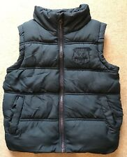 Boys navy blue gilet or body warmer from Rebel size 5-6 years