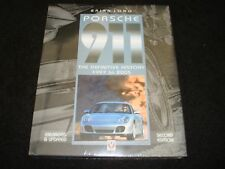 PORSCHE 911 THE DEFINITIVE HISTORY 1997 to 2005 BRIAN LONG H/B 2017 NEW & SEALED