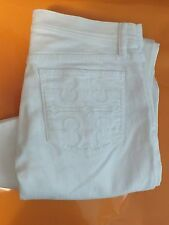Tory Burch Classic Tory Boot Cut Jeans Size 28 NWOT 100% Authentic Guaranteed!