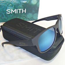 1583e6c0f0 Smith SMT Wayward Sunglasses 0dl5 Matte Black 100 Authentic