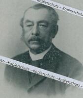 Bamberg : Andreas May - Dichter und Schriftsteller - um 1895     Z 2-10