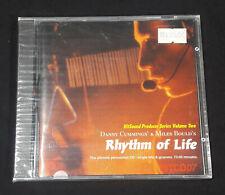Danny Cummings & Miles Boulds: Rhythm of Life Sampling CD