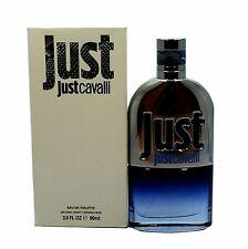 a37ba55dfa Just Cavalli by Roberto Cavalli for Men - 3 Oz 90ml EDT Spray Tster