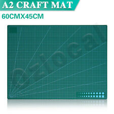 A2 Large Thick Self Healing Cutting Mat Double-Side Art Craft DIY Tool Au Stock