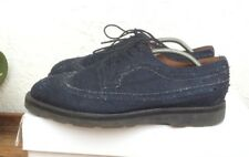 Chaussures Paul Smith Brogues Uk8 42 Jeans Made In Italy Denim