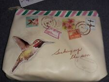BNWT CLAIRE'S  MAKE UP COSMETIC BAG/BIRTHDAY/HOLIDAYS/Party/GIRLS/Travel/Gift.