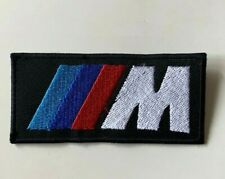 BMW M3 Series Car Racing - Iron on  Sew on Embroidered- Patch