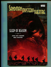 SANDMAN MYSTERY THEATER: SLEEP OF REASON! TPB (8.0) 1st PRINT