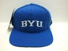 BYU Snapback Hat NCAA Authentic 90's Vintage Cap Sports Specialties One size New
