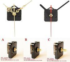 Quarz Uhrwerk DIY Schleichendes lautlos kein Ticken Uhrzeigerset Zeiger-Sets