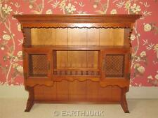 Tell City Hard Rock Maple China Hutch Top Only Wire Doors Andover 48 Finish 8384