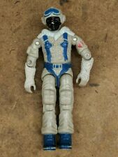 1985 snow serpent Cobra soldier GI Joe 3 3/4 Hasbro all joints tight
