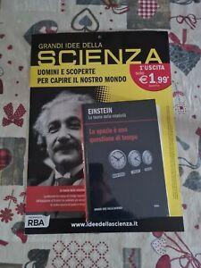 1 uscita grandi idee della scienza Einstein RBA 2020