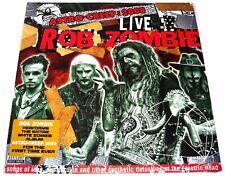 ROB ZOMBIE - ASTRO-CREEP 2000 LIVE Vinyl LP - New & Sealed White Astrocreep