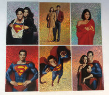 LOIS & CLARK New Adventures of Superman BORIS & JULIE Chase Card Set of 6 #BJ1-6