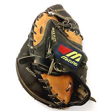 New listing Mizuno MZ C1060 Pro-Scoop Youth Professional Model Catchers Mitt Steerhide LH