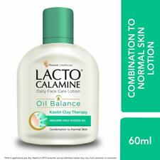Lacto Calamine Daily Face Care Lotion Oil Balance | Kaolin Clay Therapy | 60Ml