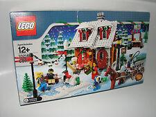 LEGO® 10216 Weihnachtsbäckerei Neu B-Ware_ Winter Village Bakery NEW 2nd choice