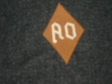 """AO"" SLEEVE DIAMOND"