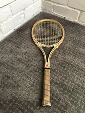 Pro Kennex VTG Red Ace Mid 90-Good Condition- Original Leather Grip3