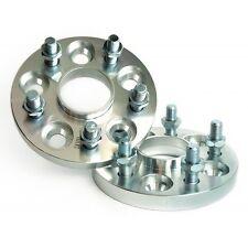 2 Pcs Wheel Spacers 5X114.3 5X4.5 | 66.1 CB | 12X1.25 | 20MM For Infiniti Nissan