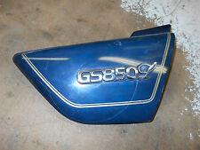 suzuki gs850l gs1000gl right rh frame side cover panel blue gs850gl gs850 81 82