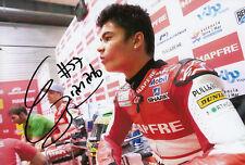 Eric Granado Moto3 Firmado Kalex Ktm Foto 5x7.5 2013 9.