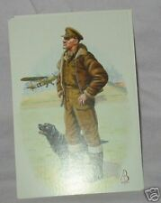 AB31/2 officer Air Observation Post Military Postcard
