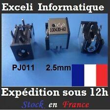Connecteur alimentation dc power jack PJ011 HP  ZD7144EA, ZD7145EA