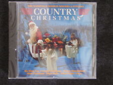 Country Christmas-The Nashville session Singers & Guitars (CD) NUOVO & OVP!